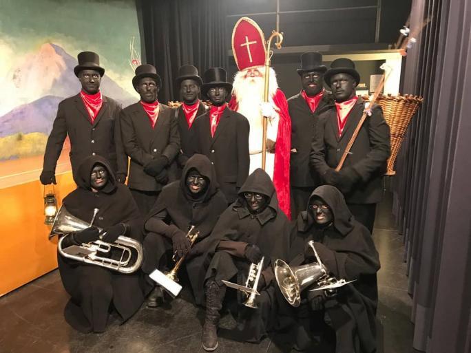 Sant Nikolaus - Fest, La Tour-de-Trême