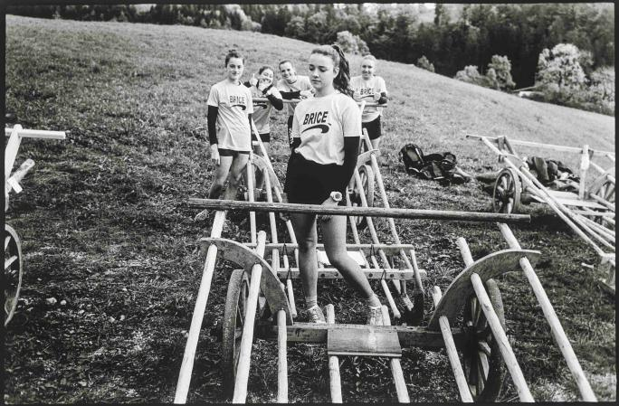 Course des charrettesKarrenrennen (Charmey)