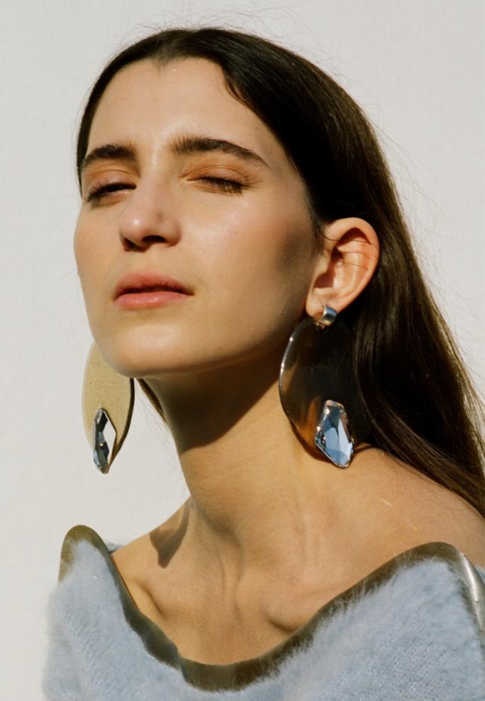 Vanessa Schindler, première édition de bijoux