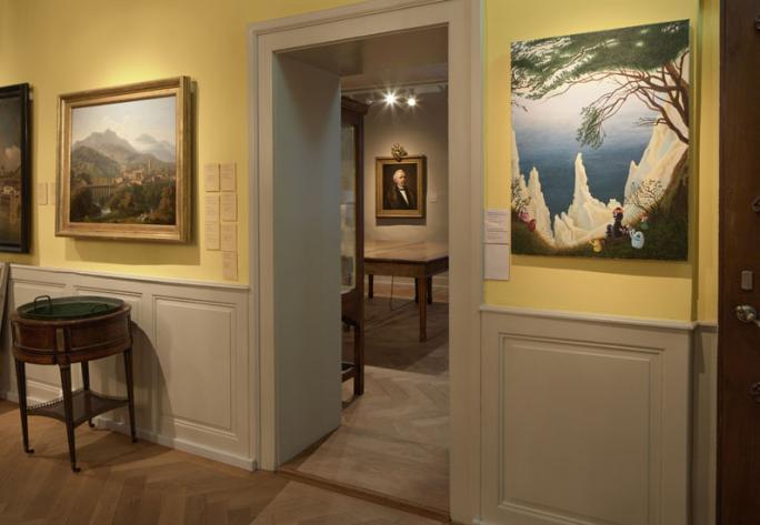 Musée imaginaire (18.09.2020-27.06.2021)