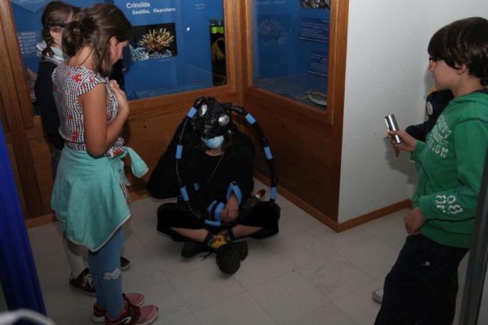 Nuit au Musée 8-10 ans -e