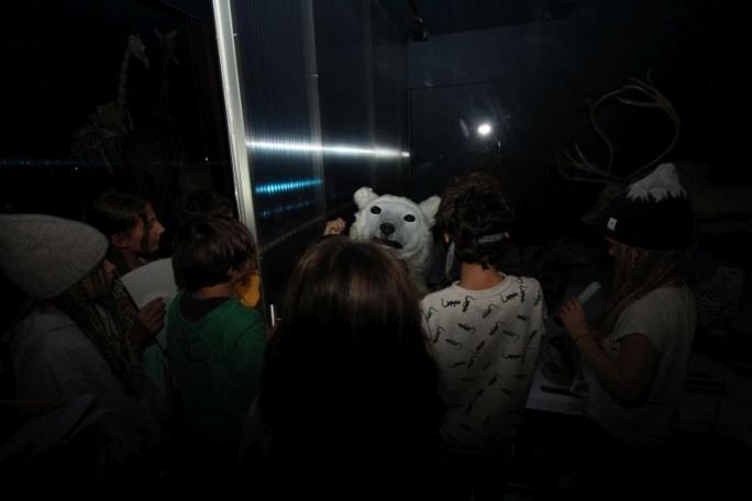 Nuit au Musée 8-10 ans -h