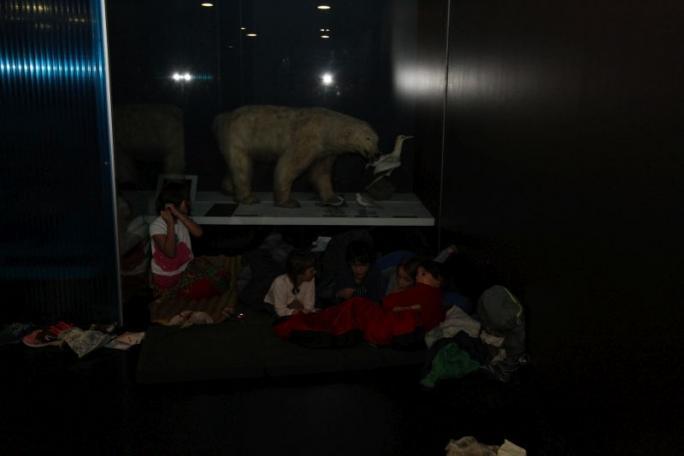 Nuit au Musée 8-10 ans -j