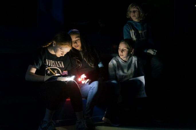 Nuit au Musée 11-13 ans -18