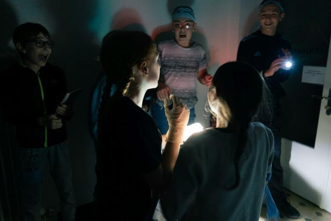 Nuit au Musée 11-13 ans -54