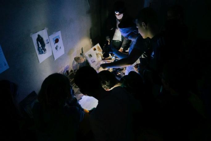 Nuit au Musée 11-13 ans -65