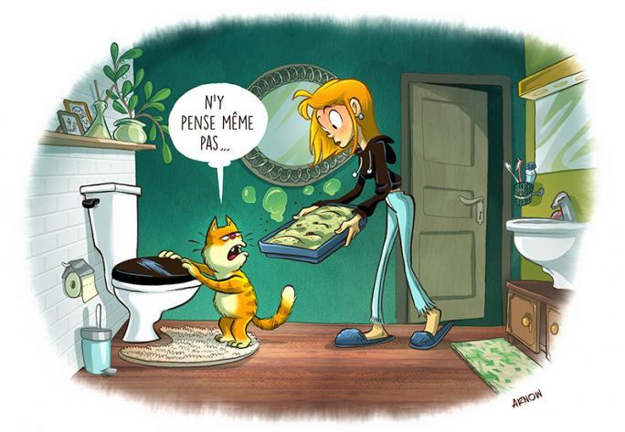 Je ne jette aucun déchet comme les restes de nourriture, produits chimiques ou litière pour chat dans les toilettes et canalisations. Se loger sans impacter l'environnement, c'est possible…