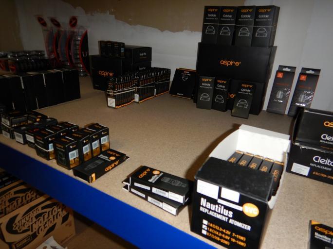Articles en lien avec le commerce de e-cigarettes