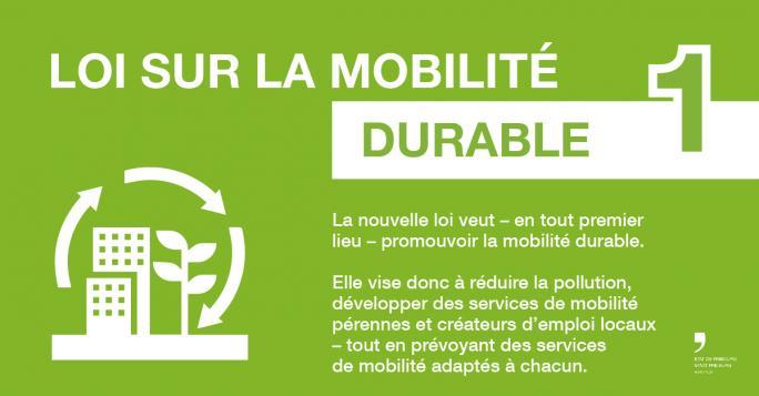 loi sur la mobilité