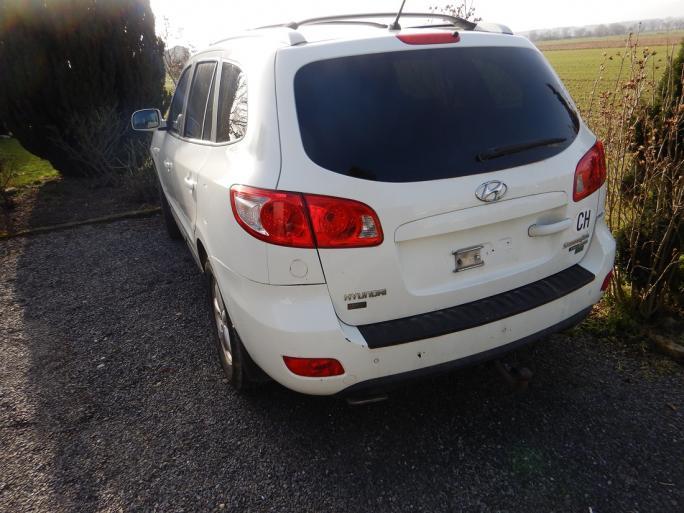 Véhicule - Hyundai Santa Fe 2.2 4 WD