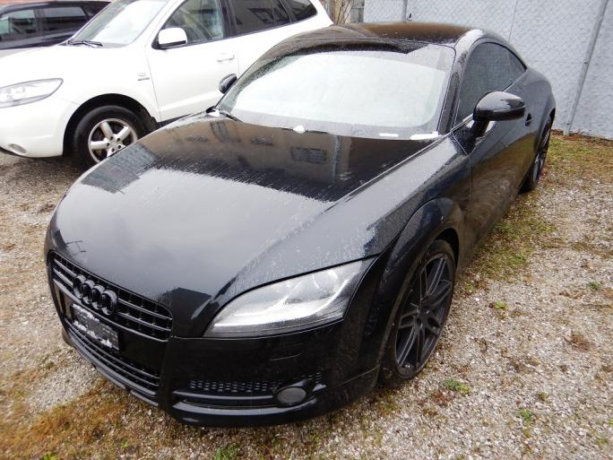 Audi TT 2.0T Coupé