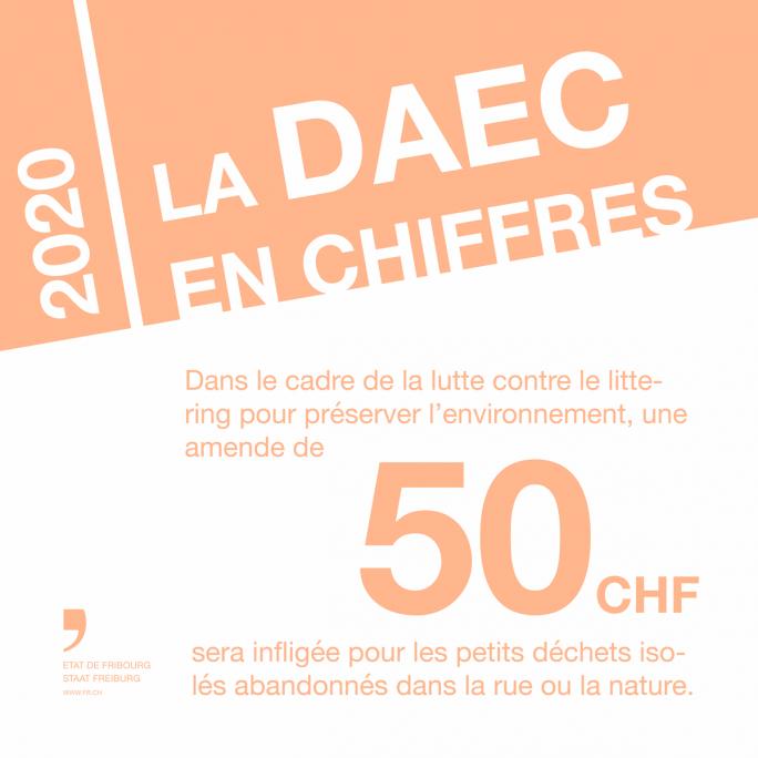 La DAEC en chiffres 9