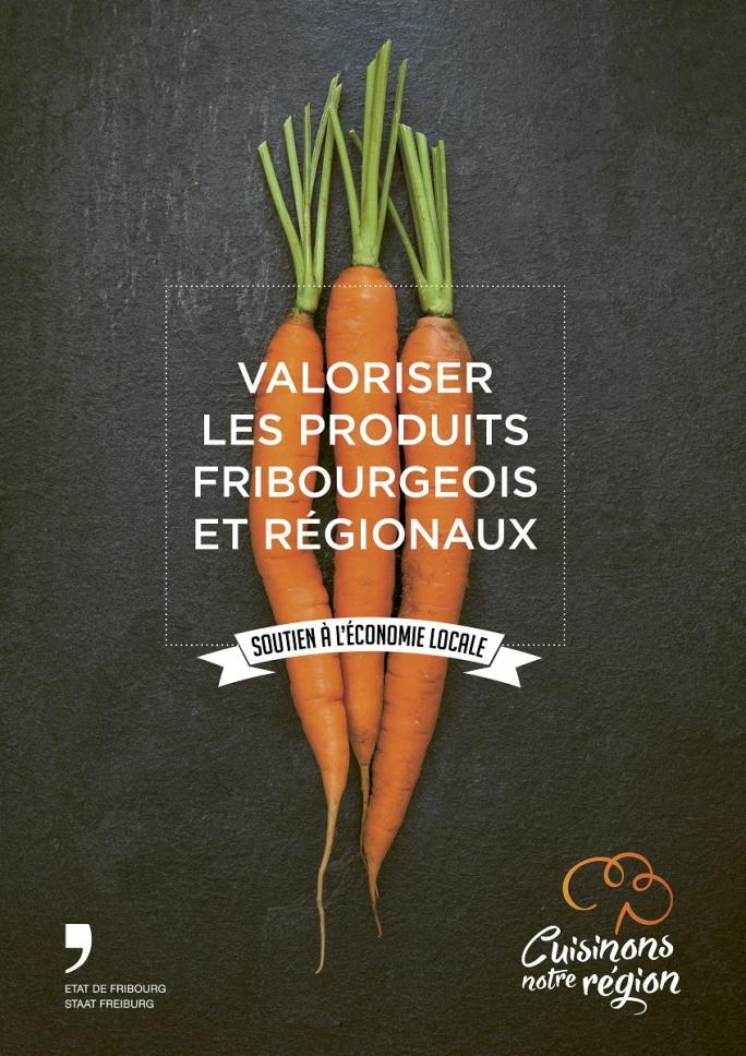 Cuisinons notre région- carottes