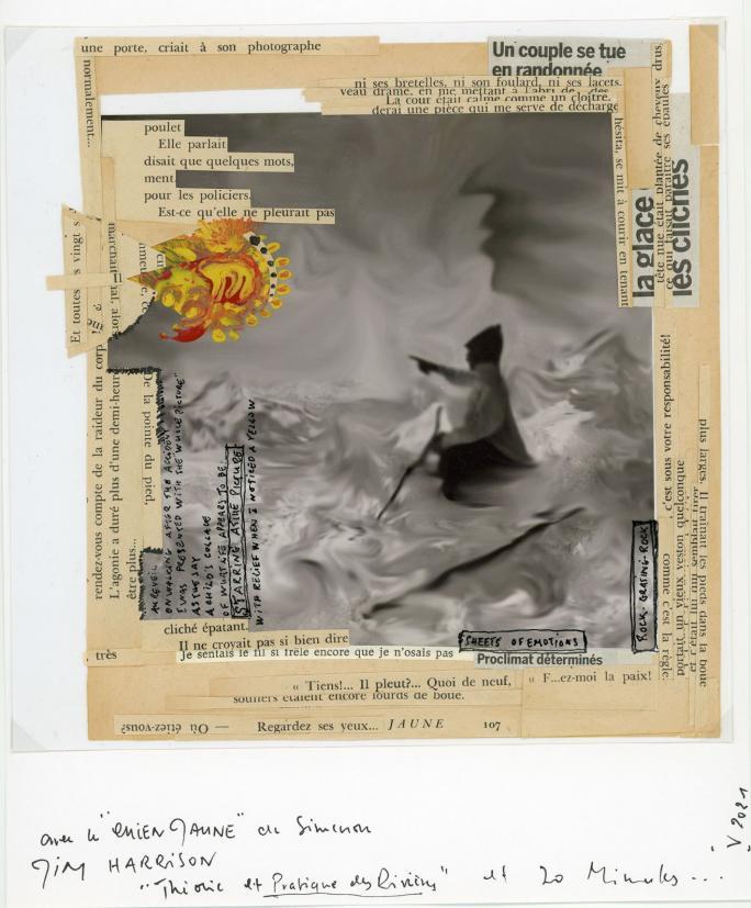 Daguet Guide, Jean-Luc Cramatte, 2021