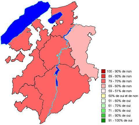 Ergebnisse nach Bezirken