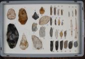 Mallette chronologique paléolithique