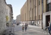 Extension de la Bibliothèque cantonale et universitaire de Fribourg