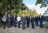Le Conseil d'Etat en 2015