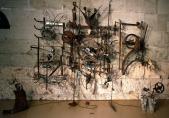 Jean Tinguely, Retable des petites bêtes, 1989