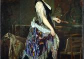 Edouard Blanchard, La duchesse Castiglione Colonna, 1877