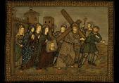 Inconnu (Milan), Bannière offerte par le pape Jules II, 1512
