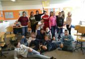 Klasse aus Belfaux