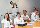 Marc Renaud, Dossier hospitalier (2013), Colloque de radiologie, HFR Tafers