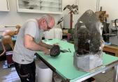 Vorbereitungen von Boris Baeriswyl