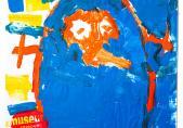 """Une des affiches de l'exposition """"Simplement Poussins""""_86"""