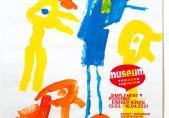 """Une des affiches de l'exposition """"Simplement Poussins""""_108"""