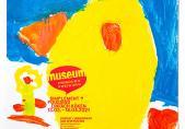"""Une des affiches de l'exposition """"Simplement Poussins""""_110"""