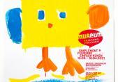 """Une des affiches de l'exposition """"Simplement Poussins""""_116"""
