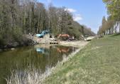 Revitalisierung der Broye in Surpierre