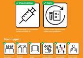 Coronavirus - Voici comment nous protéger - OFSP