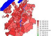 Résultats par communes: Prévoyance professionnelle: adaptation du taux de conversion minimal