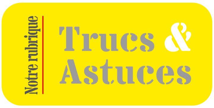 """Rubrique """"Trucs & Astuces"""" de la formation continue en économie familiale"""