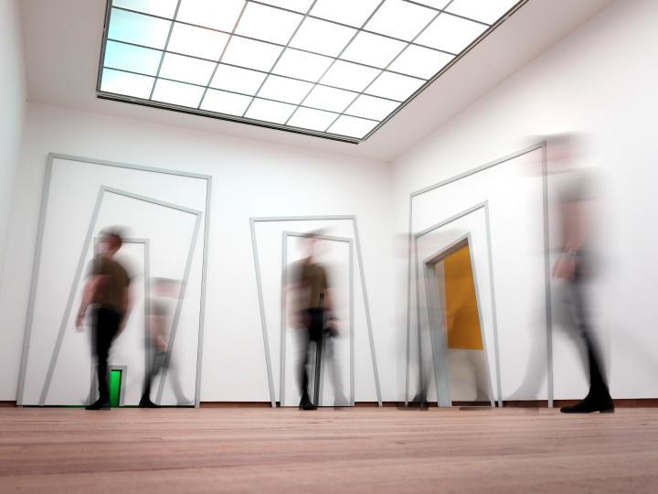Unterstützung für die Produktion von Ausstellungen – Bildende Künste Unterstützung für die Produktion von Ausstellungen, die den bildenden Künsten gewidmet sind