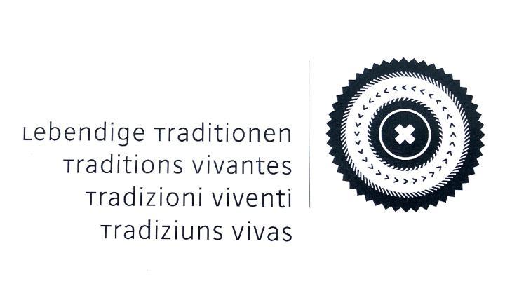 LOGO Traditions vivantes _Lebendige Traditionen