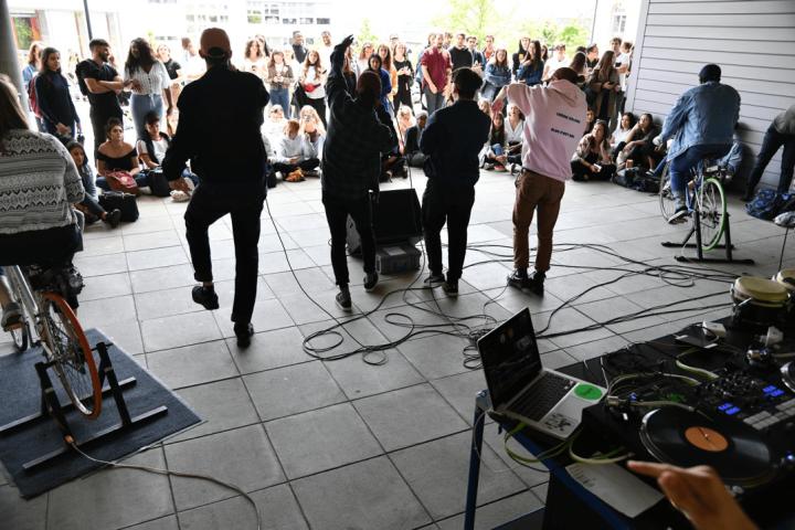 Agent.es culturel.les suisses Kultur Agent.innen Schweiz, ECGF Fribourg
