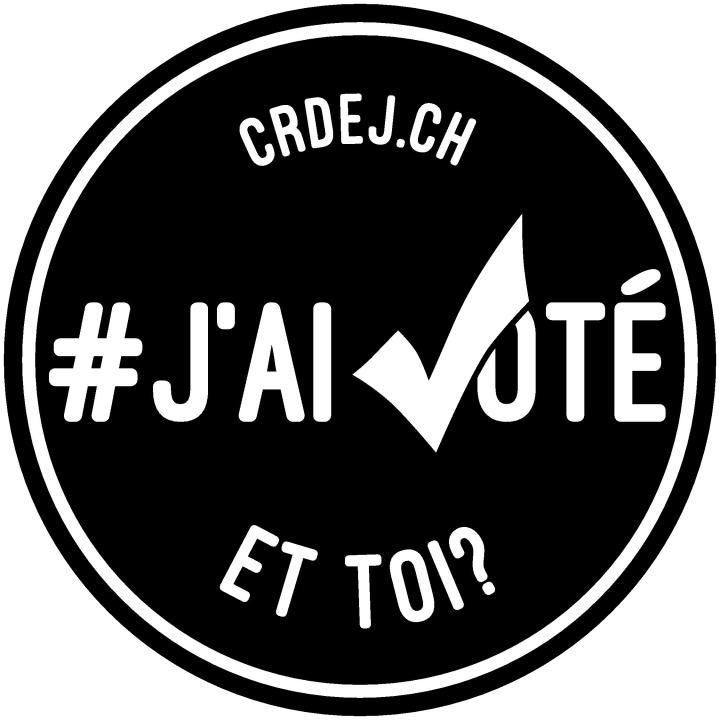 J'ai voté, et toi?