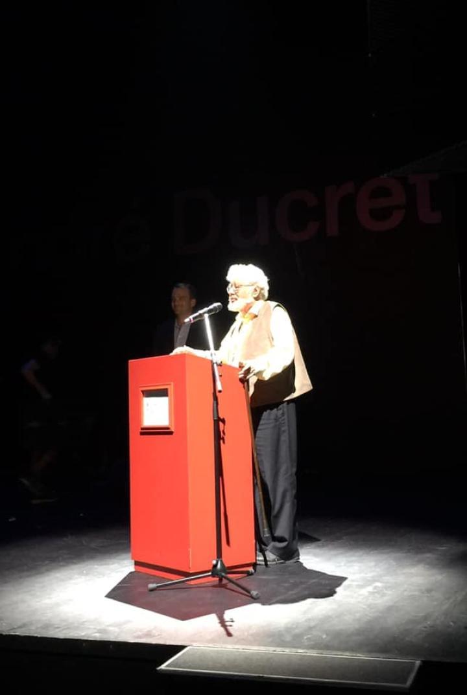 André Ducret - Prix suisse de musique