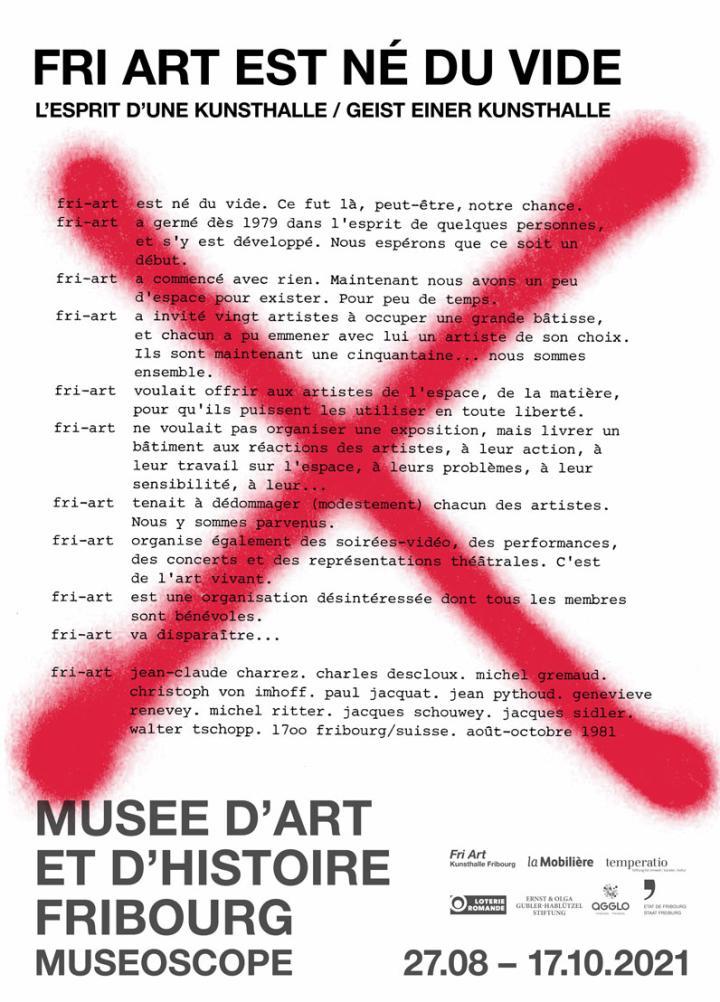 Museoscope (27.08.-17.10.2021)