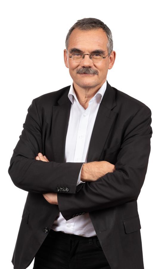 Jean-François Steiert, Vizepräsident