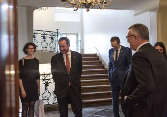 Herr Botschafter Michael Matthiessen