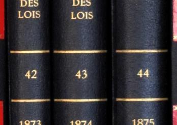 Bulletin des lois Fribourg
