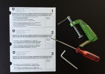 Votation du 24 septembre 2017 - Abstimmung vom 24. September 2017
