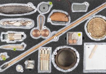 Didaktikkoffer Neolithikum