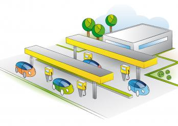 Abwasser der Automobilbranche und der ähnlichen Betrieben