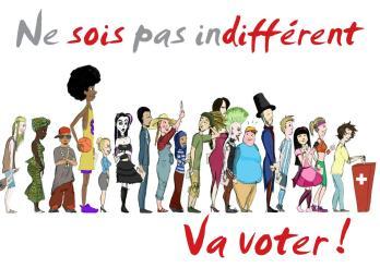 Concours CinéCivic : Ne sois pas indifférent, va voter