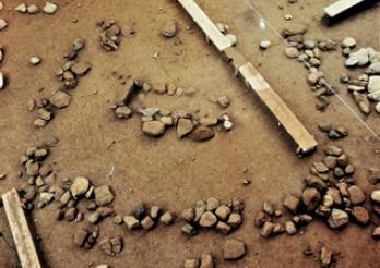 Cimetière de l'àge du Bronze moyen/récent dans la Broye